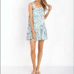 👗 Lovers + Friends Barbados Babydoll Dress